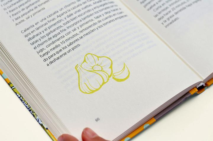 """Detalle de una ilustración del libro """"Dame la lata"""""""